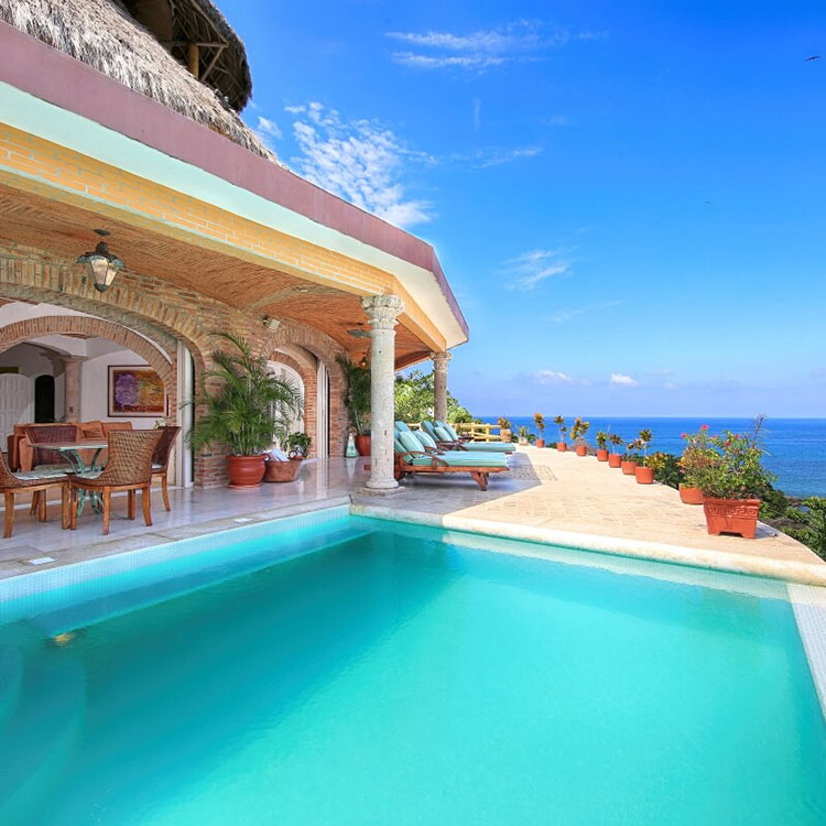 La Gran Villa Sayulita - Infinity Pool